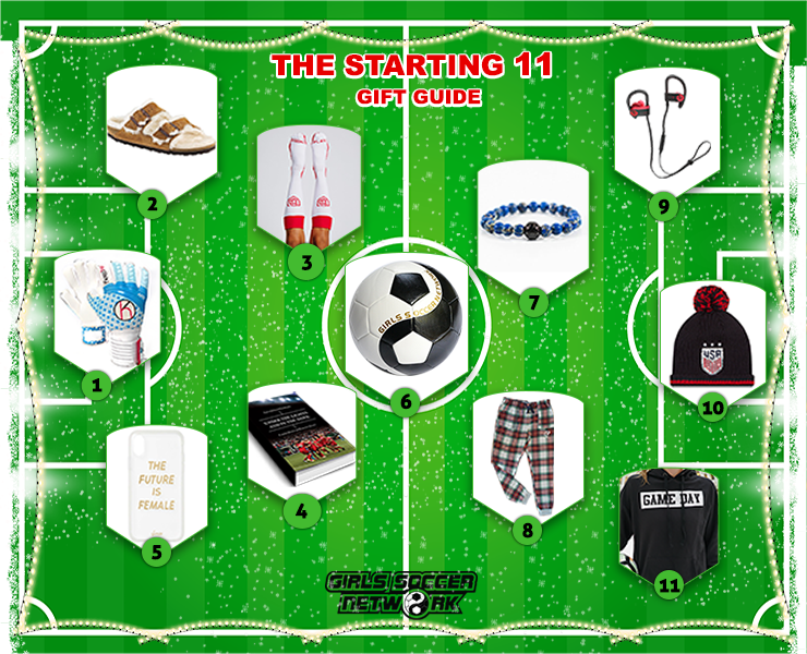 The Starting 11 Gift Guide