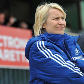 Get to Know Chelsea Soccer's Leading Lady, Emma Hayes