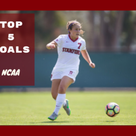Top 5 Goals: NCAA Women's College Cup Championship